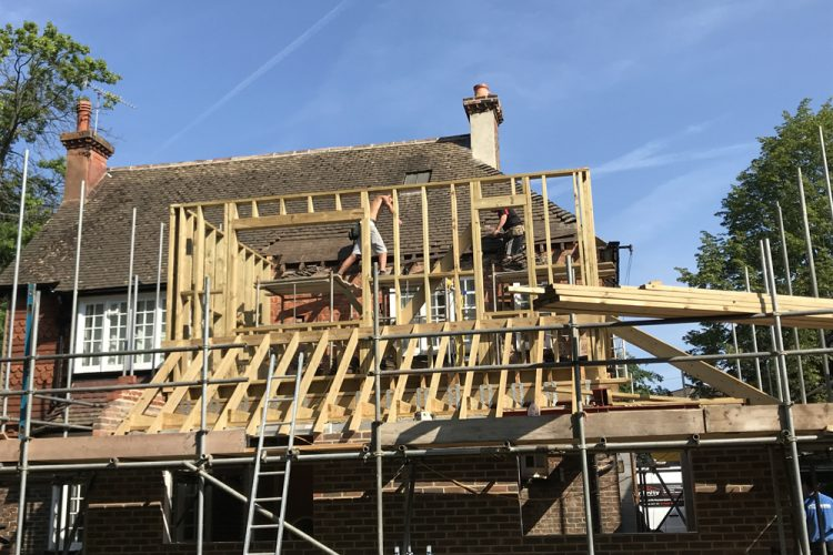 Infinity Carpentry and Construction - Building Company Horley - Crawley - Gatwick - West Sussex - Extension