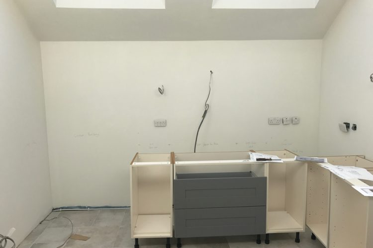 Infinity Carpentry and Construction - Building Company | Horley - Crawley - Gatwick - West Sussex Kitchen Installation