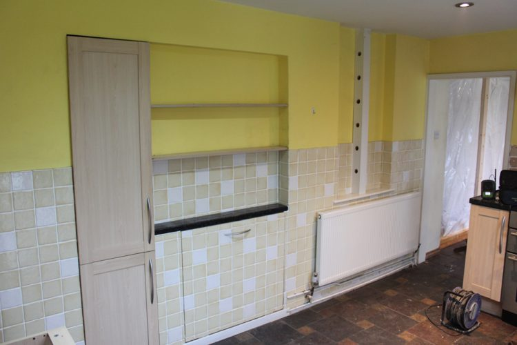 Infinity Carpentry and Construction - Building Company Horley - Crawley - Gatwick - West Sussex - Kitchen Refurbishment