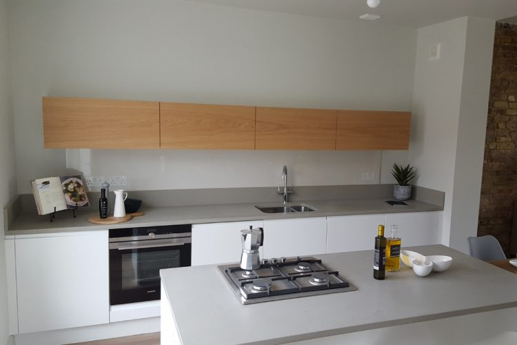 Infinity Carpentry and Construction - Building Company | Horley - Crawley - Gatwick - West Sussex New Build Fit Out Kitchen 1