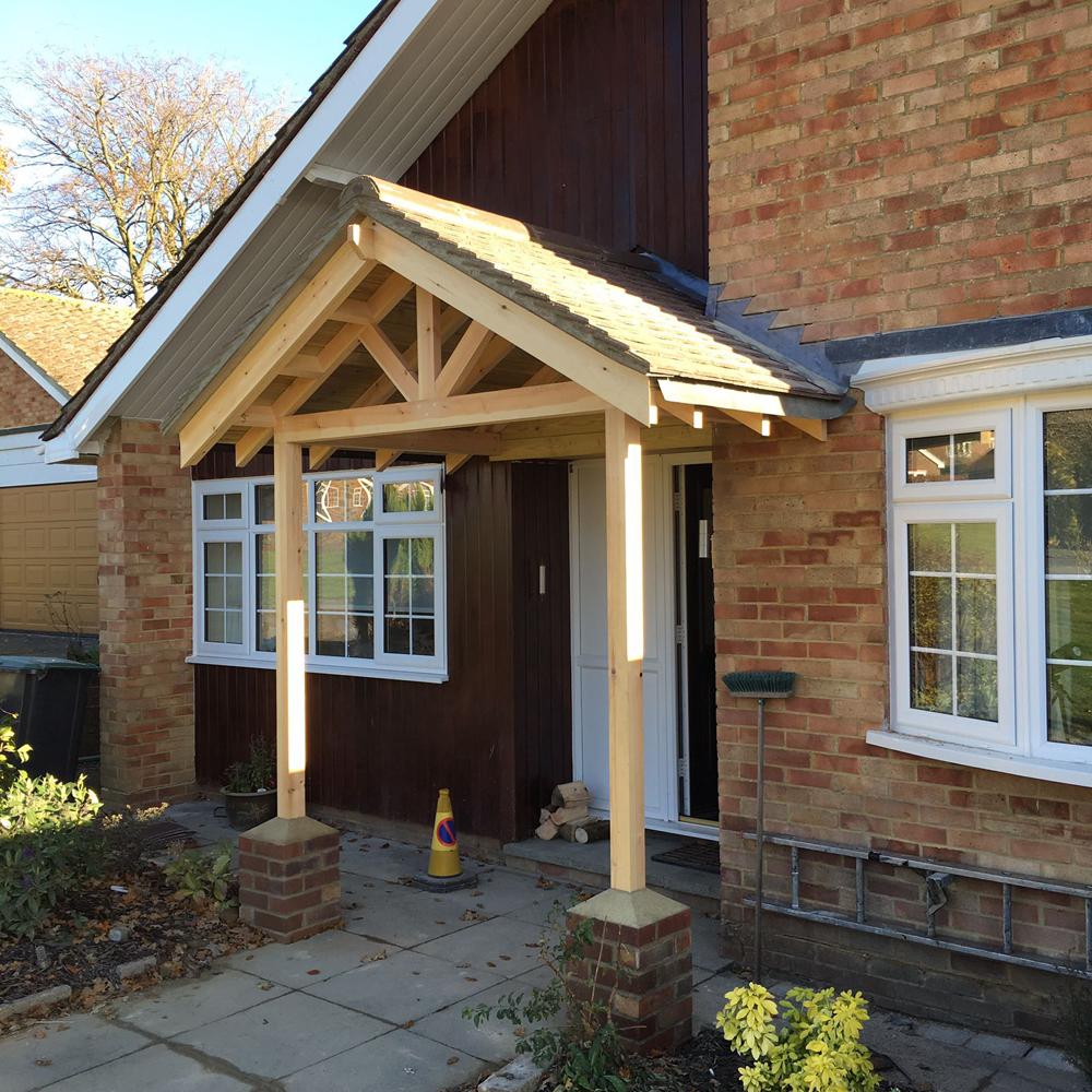 Infinity Carpentry & Building | Horley - Crawley & Gatwick Copthorne Porch