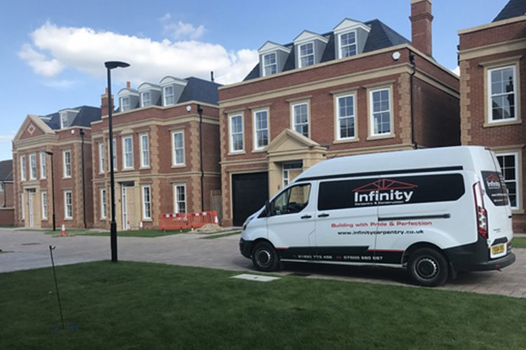 Infinity Carpentry and Construction - Building Company | Horley - Crawley - Gatwick - West Sussex - New Build